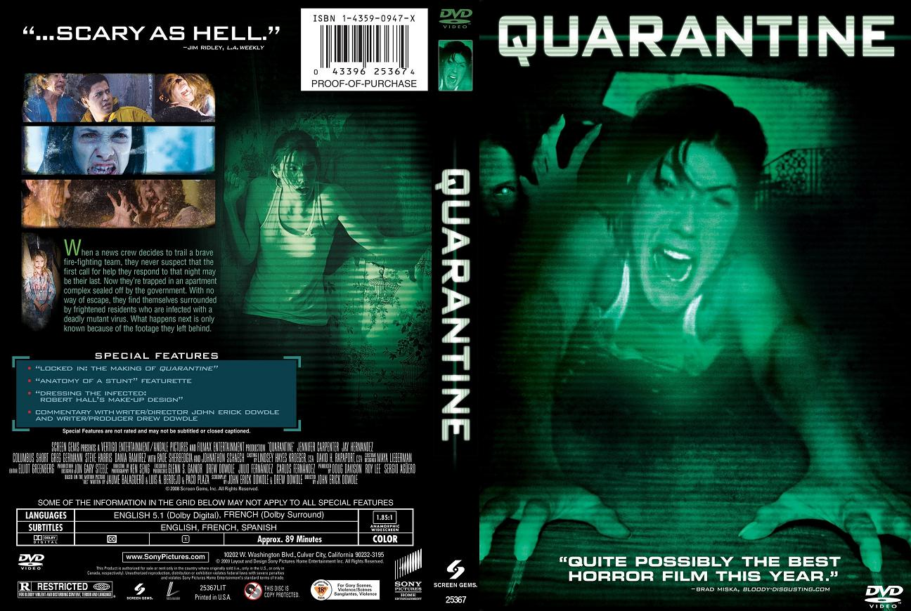 Quarantine 2008 720p 1080p Movie Download hd popcorns